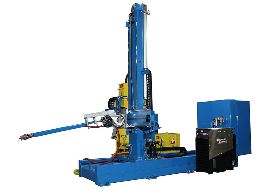 Arc Specialties Cnc Saw Bop Welding System