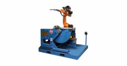 Robotic TIG Welding System