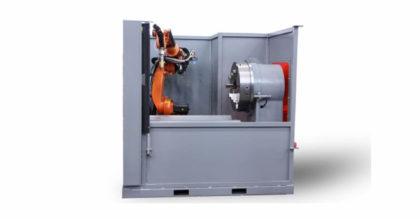 esab-kuka-ARC Specialties Integrated Robotic Plasma Cell