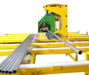 ARC-11R Robotic Screen End Ring Welding & Shrink Fit Assembly System